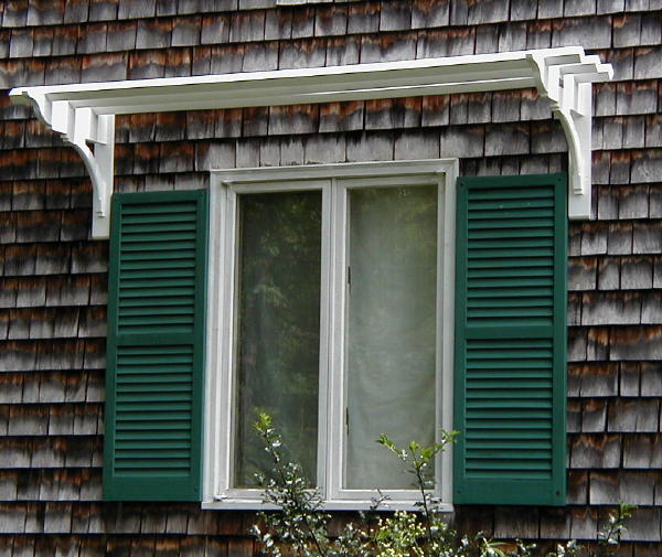 Field notes observations by denise for Window trellis design
